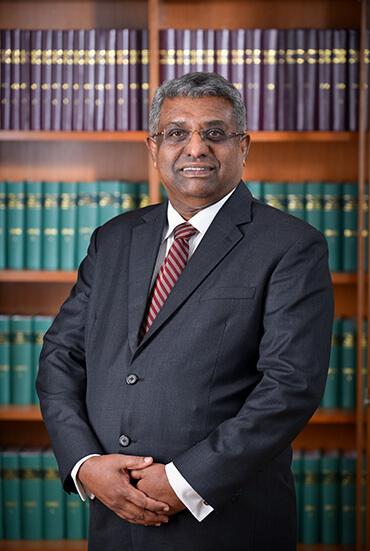 Datuk Kesavan P. Krishnan D.M.S.M, D.S.M